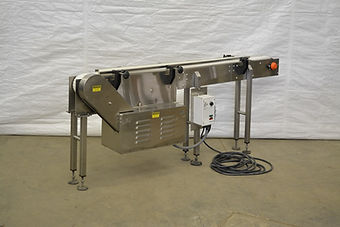 Pack Air Inc Stainless Steel Conveyor, Conveyor, Stainless Steel Conveyor, Bottle Conveyor, Process, Packaging