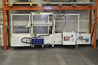 Bemis Case Sealer with Nordson Hot Melt Unit