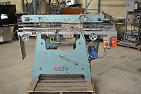 Beth Wrap-Around Can Labeler, Can Labeler, Beth, Beth Labeler, Labeler, Process, Packaging, Equipment, Machinery