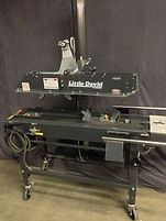 Loveshaw Little David Random Case Sealer / Taper, Loveshaw, Little David, Case, Taper, Sealer, Process, Packaging, Machinery, Equipment, Food, Beverage