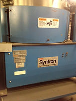 FMC Syntron Rotary Feeder, cap feeder, process and packaging equipment, food and beverage