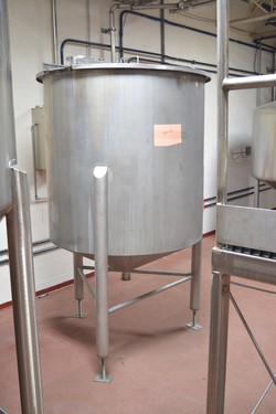1000 Litre Stainless Steel Tank