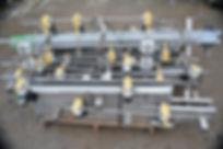 """4.5"""" Stainless Steel Conveyor, Stainless Steel Conveyor, Bottle Conveyor, Process, Packaging"""