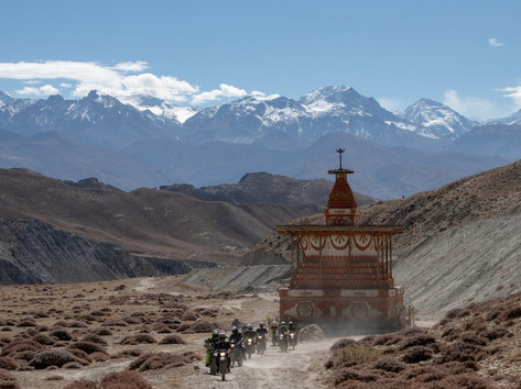 Whirlwind through Nepal