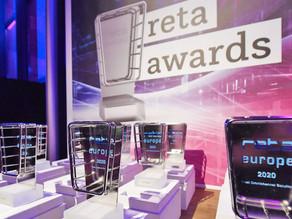 Retail technology awards Europe (reta) in EuroShop 2020