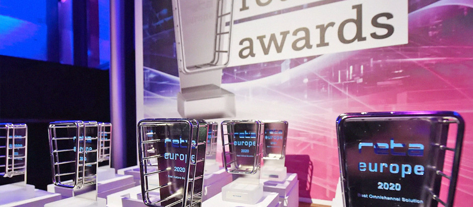 Retail technology awards Europe (reta) in EuroShop 2020