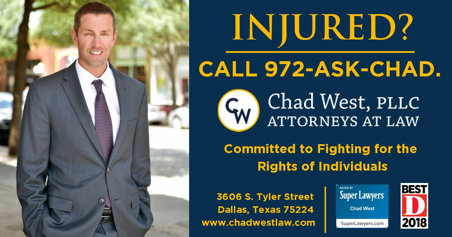 Personal Injury Ad Elite News Chad     W