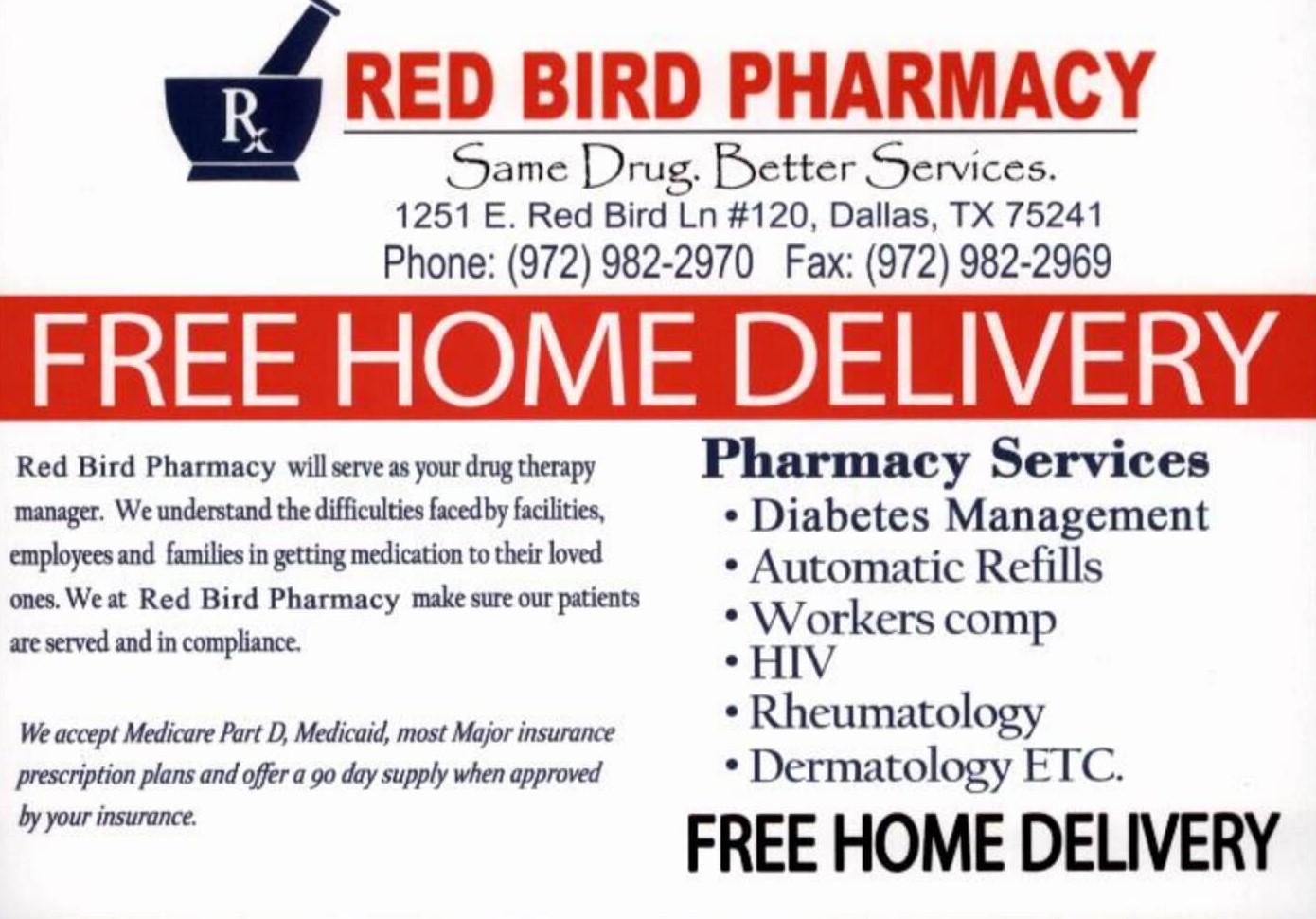 Red Bird Flyer