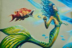 Downtown Cocoa Beach Mural
