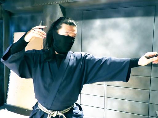 The Japan Ninja Council opens dojo in Asakusa, Tokyo teaching the ninja way