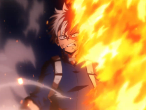 My Hero Academia S5 Episode 8: Thrilling Third