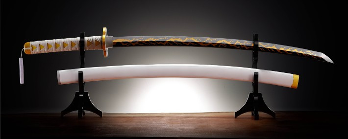 Zenitsu's Nichirin Blade Replica