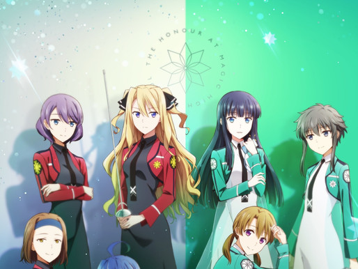 The Honor Student at Magic High School Releases New Key Visual, Reveals Cast Members and Staff