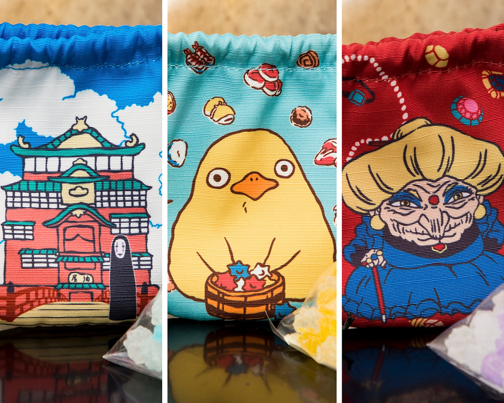 Candy Pouch Designs