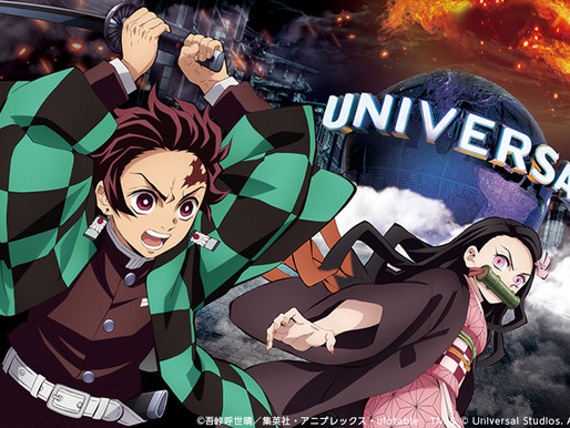 """Demon Slayer and Universal Studios Japan introduce a """"full-body"""" experience this September"""