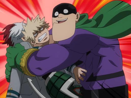 My Hero Academia S5 Episode 12: What Next?