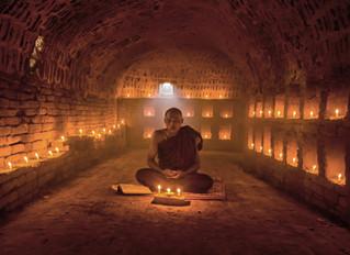 Buddhas, Saints, and physics