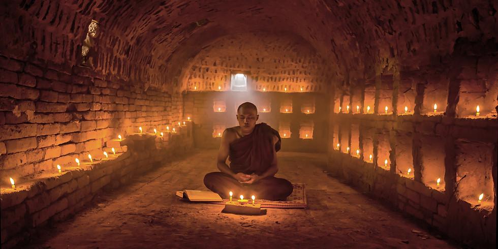瞑想教室  12月10日木曜日