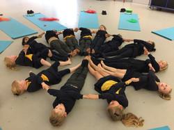 First Yoga Downley School