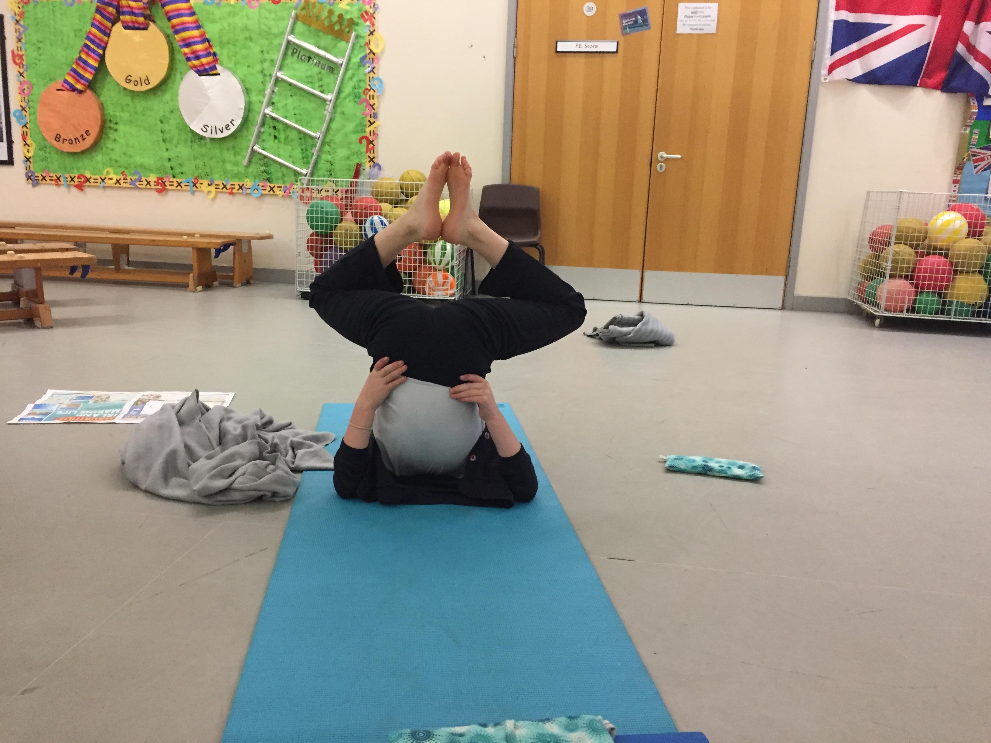 First Yoga School