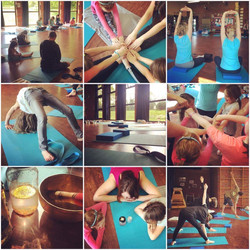 First Yoga Francine