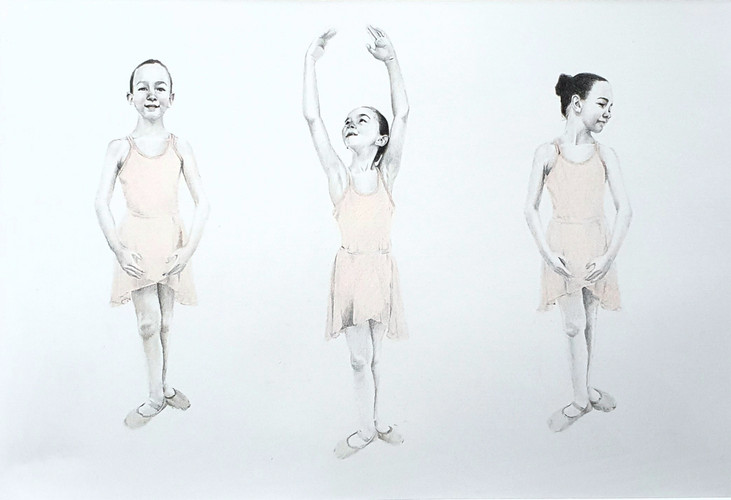 Ballerina Tryptic