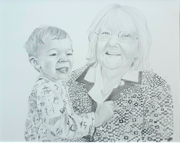 Theo and Nanny