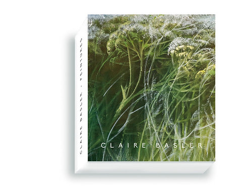BOOK - CLAIRE BASLER PAINTINGS