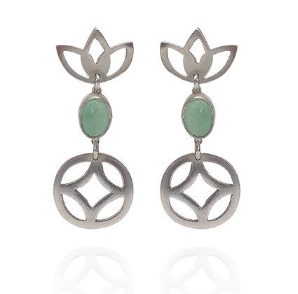 Jade Earrings From Anna Byers
