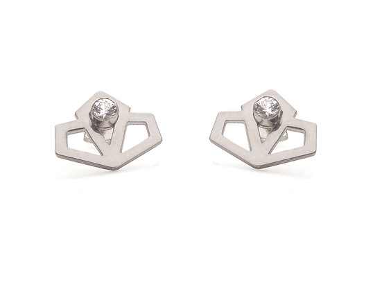 Deco Studs from Anna Byers