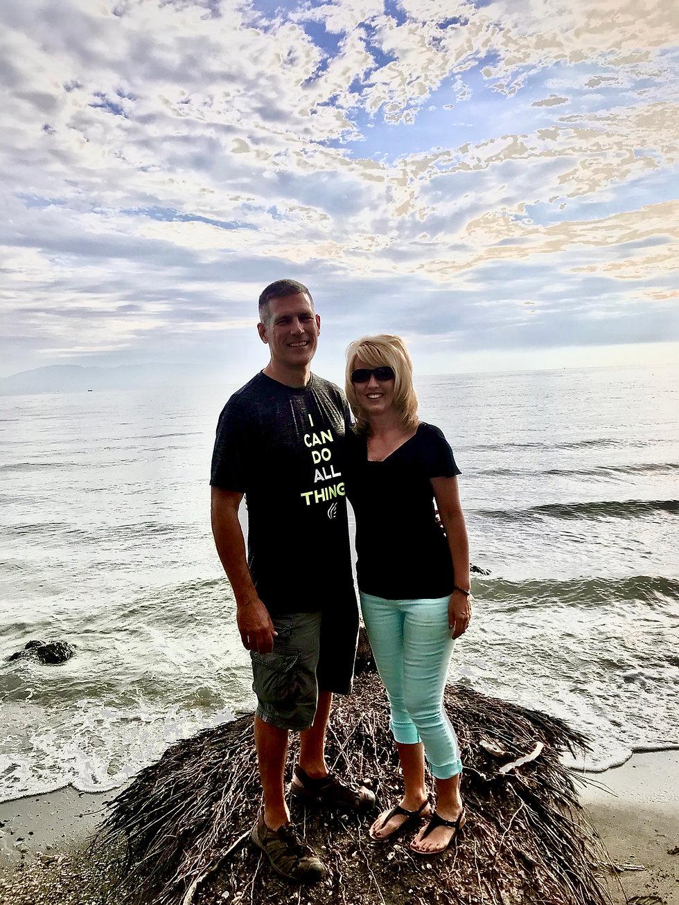 Tom and Yvette on beach 2.jpg