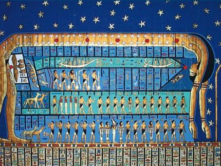A Cosmologia Egípcia