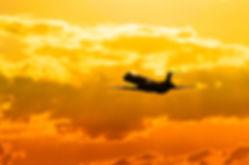 Group air charter flight