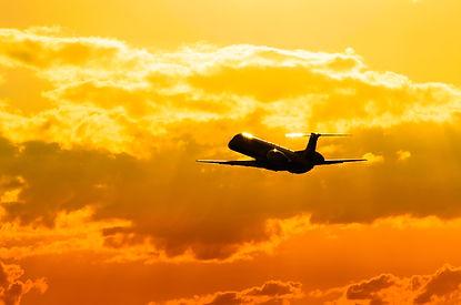 Regional Jet Flight