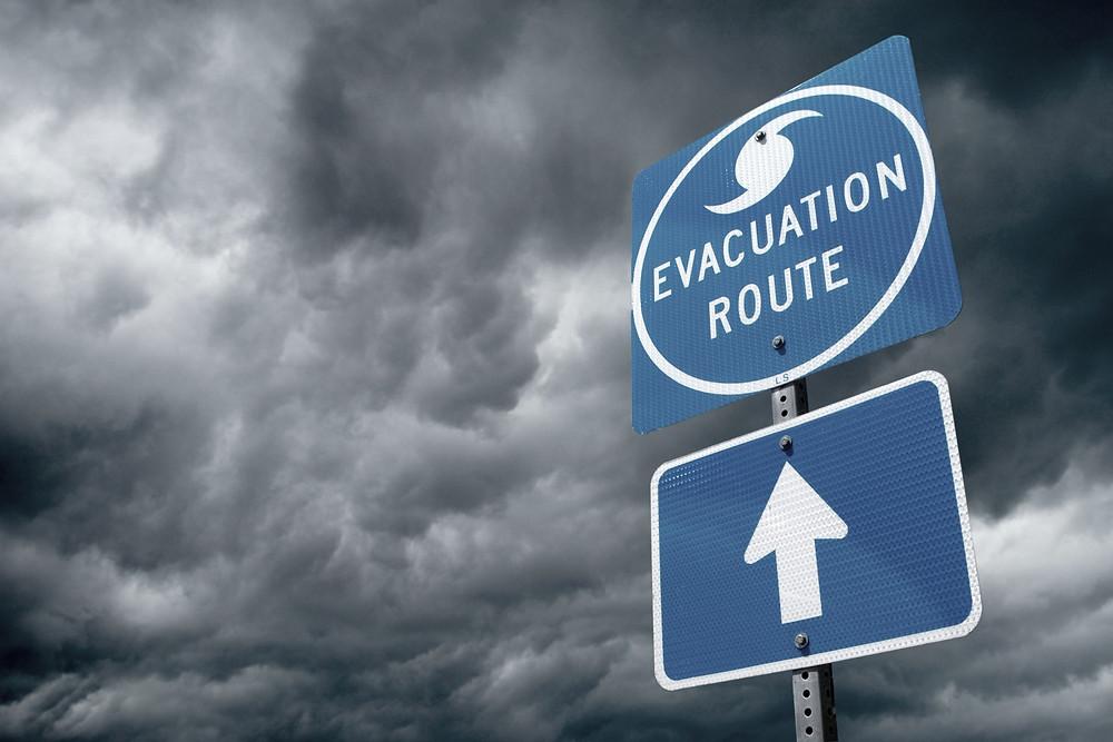 Air Charter Evacuation Plan