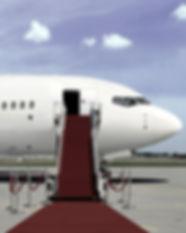 VIP Air Charter Plane