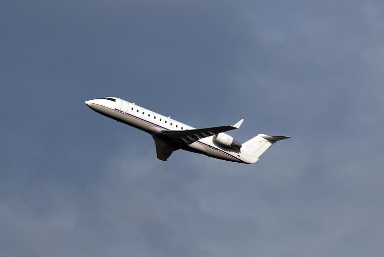 CRJ 200 Aircraft - Exterior