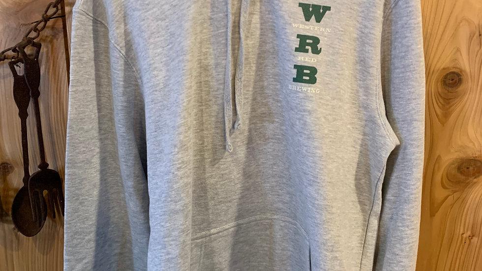 WRB Grey hoodie