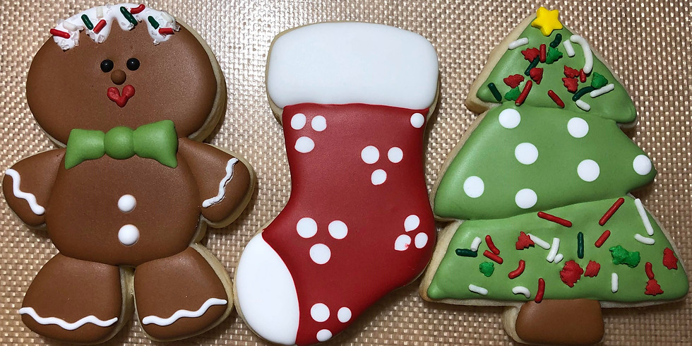 Cookie Decorating Kits 12/05/2020