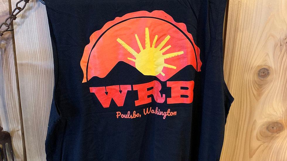 WRB Sleeves Sunset Tanks