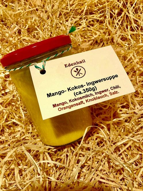 Mango-Kokos-Ingwersuppe-Unsere Seelenstreichlerin