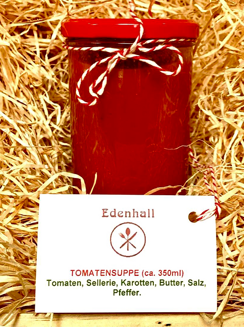 Tomatensuppe-Unsere Sonnige