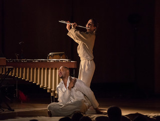 New York Times, Review: 'El Cimarrón' Weaves Politics and Music in a Runaway Slave's Tale