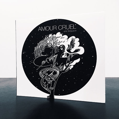 Amour Cruel, PHYSICAL ALBUM