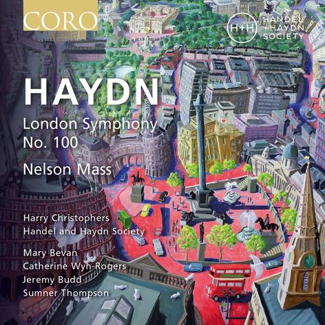 Handel & Haydn   Symphony 100