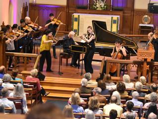 Maine Classical Beat: AN OUTSTANDING BRANDENBURG 2