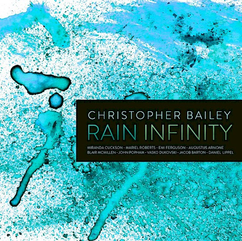 Christopher Bailey   Rain Infinity