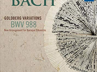 Early Music America: CD Review, Bach's Goldberg Variations with Repast Ensemble