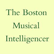 Review: Boston Musical Intelligencier - Bach Would Have Approved