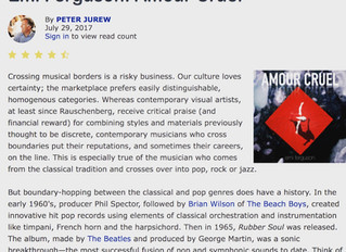 First review of AMOUR CRUEL